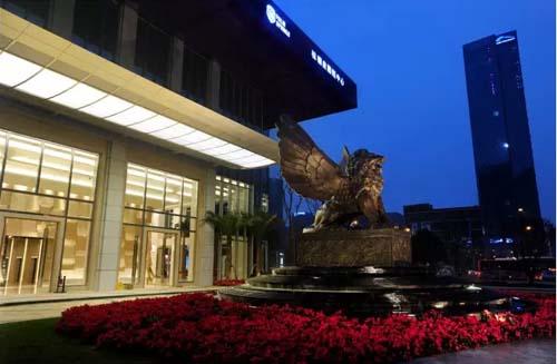成都棕榈泉国际中心写字楼为何要坚持整层出售?